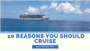 Reasons to Cruise