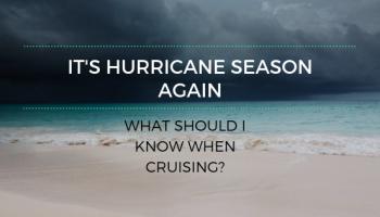 Hurricanes and cruising