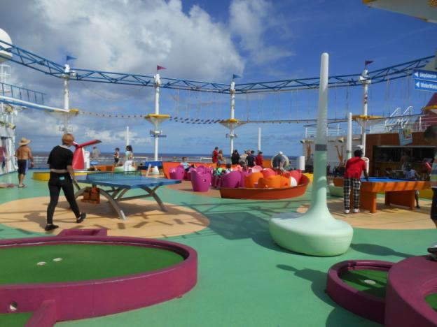 Carnival Magic Play Area