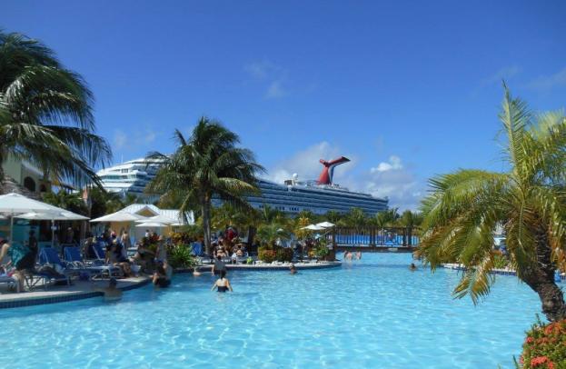 Grand Turk Carnival Cruise