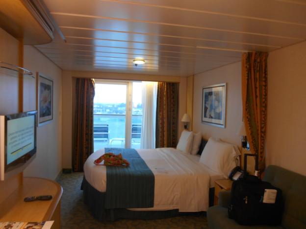 Freedom of the Seas Balcony Cabin