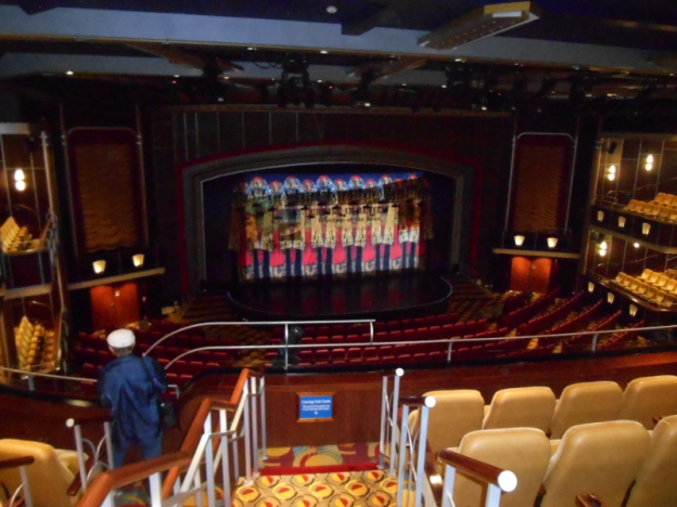 Freedom of the Seas Theater