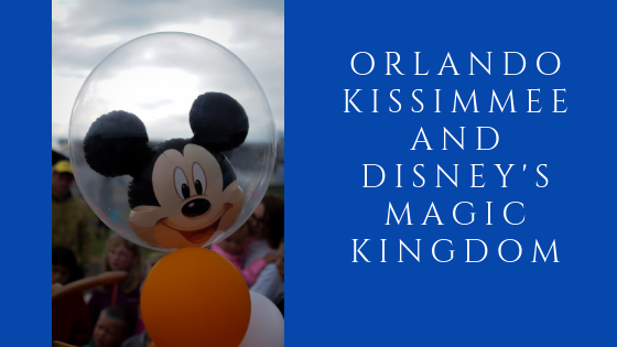 orlando kissimmee magic kingdom