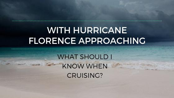 Hurricane's and cruising