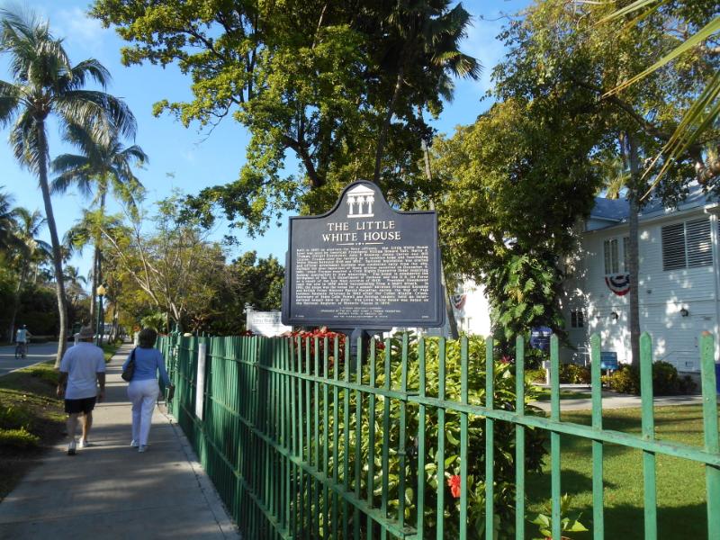 Key West Little White House