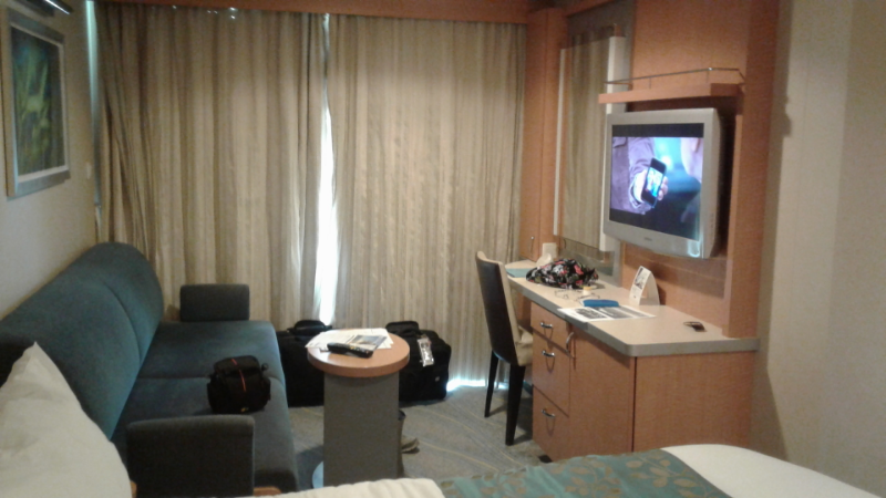 Oasis of the Seas Balcony Room