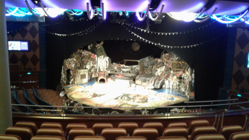 Oasis of the Seas Opal Theater