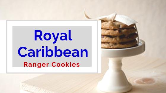 Royal Caribbean Ranger Cookies