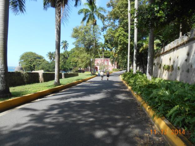 Puerto Rico Walkway
