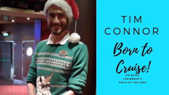 Tim Connor – Born toCruise!