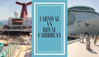 Carnival Royal Caribbean