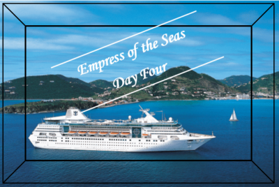 Day Four on Empress of the Seas – It's finally Cubaday!