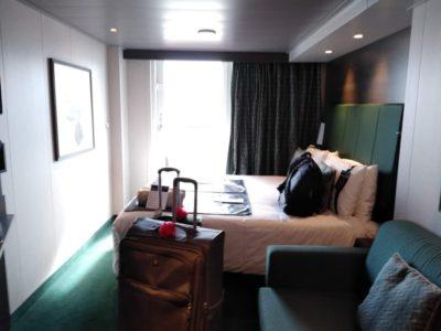 meraviglia balcony cabin