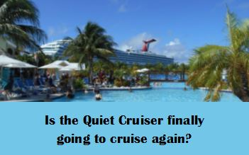 Is the Quiet Cruiser finally going to cruiseagain?